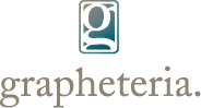 The Grapheteria Logo